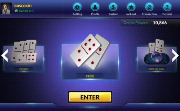 Nikmati Permainan Judi Ceme Online Yang Sangat Mudah